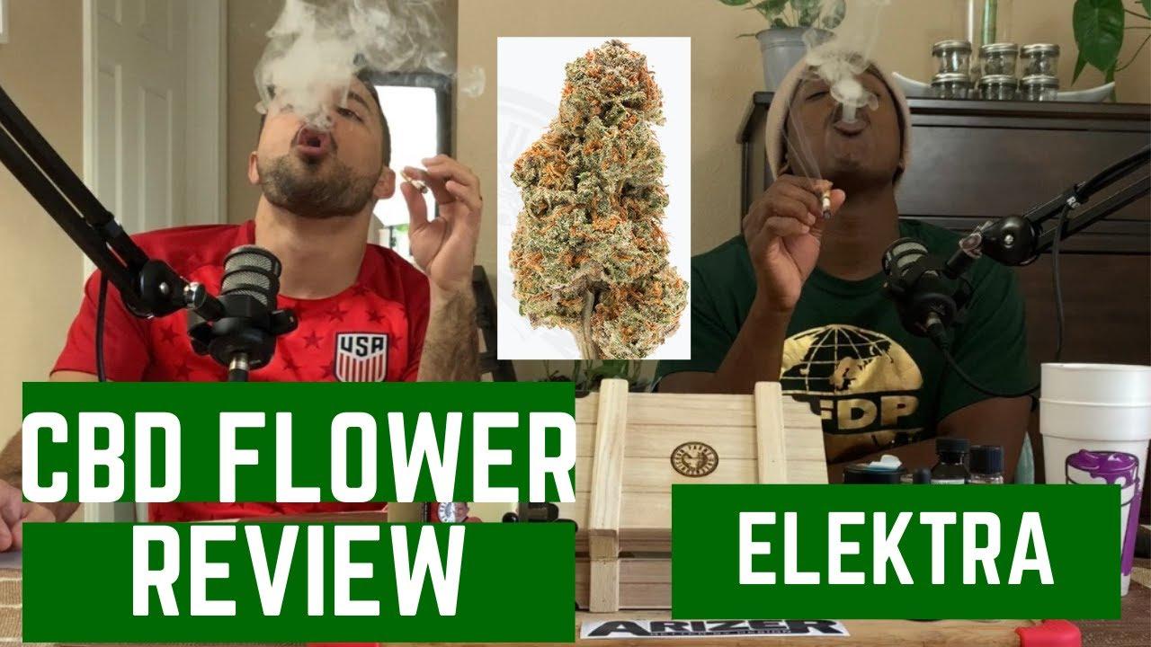 Elektra CBD Flower Review by Green Unicorn Farms - CBD ...